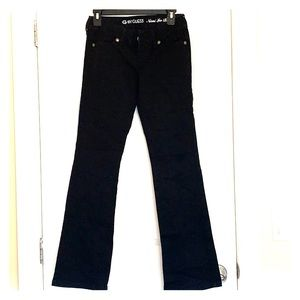 🔥3/$20 G by guess black jeans size 26🔥